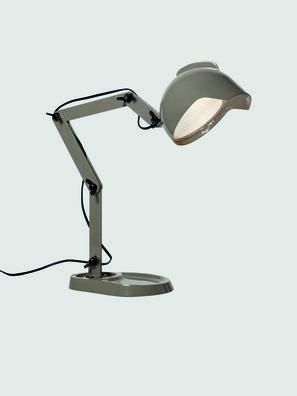 DUII TAVOLO, Verde/Gris - Lámparas de Sombremesa