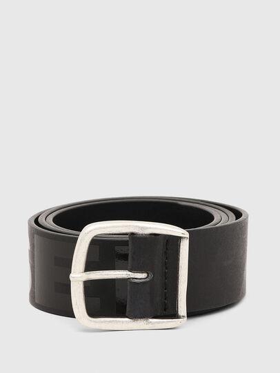Diesel - BARBAR, Negro - Cinturones - Image 1