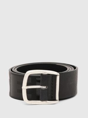 BARBAR, Negro - Cinturones