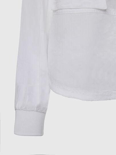 Diesel - C-SUPER-E, Blanco - Camisas - Image 4