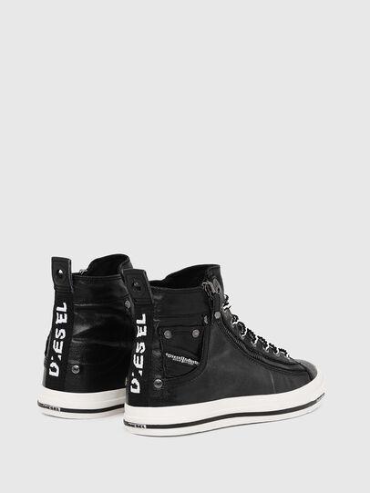 Diesel - EXPO-ZIP W, Negro - Sneakers - Image 3