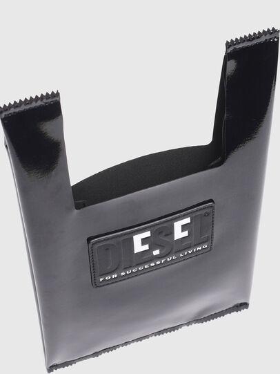 Diesel - GAR BAG XS, Negro - Bolsos Shopper y Al Hombro - Image 3