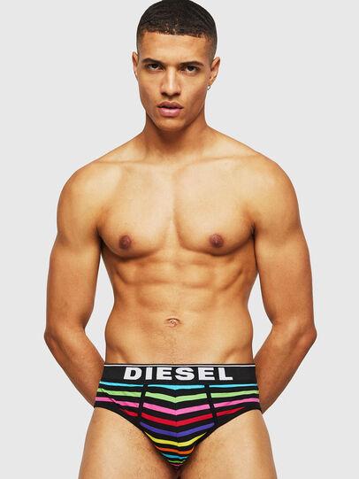 Diesel - UMBR-ANDRE, Multicolor/Negro - Slips - Image 1