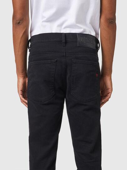 Diesel - D-Amny JoggJeans® Z9A29, Negro/Gris oscuro - Vaqueros - Image 4