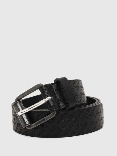 Diesel - B-ZENO, Negro - Cinturones - Image 2