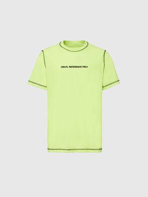 T-JUSEAM, Verde Fluo - Camisetas