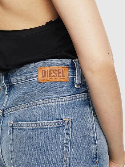 Diesel - DE-REG, Azul Claro - Shorts - Image 5