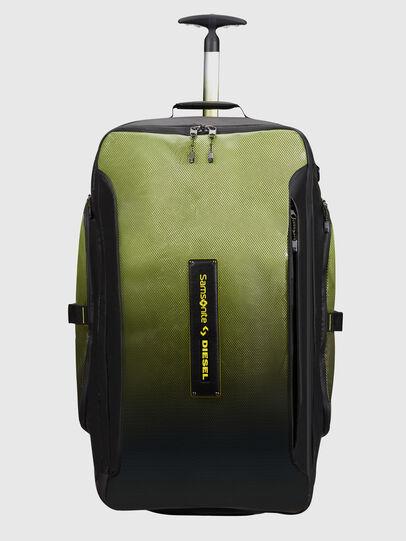Diesel - KA2*69010 - PARADIVE, Negro/Amarillo - Bolsas de viaje con ruedas - Image 2