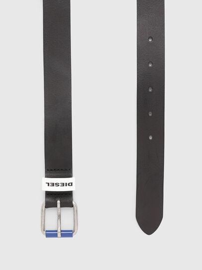 Diesel - BALLY, Negro - Cinturones - Image 3