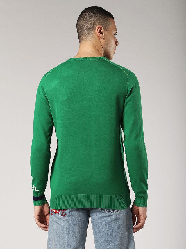 K-TOP, Verde