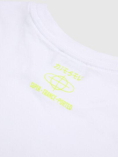 Diesel - TDIEGOYD, Blanco - Camisetas y Tops - Image 4