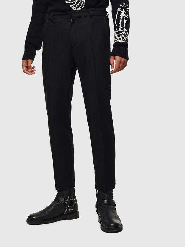 P-RING-SMP, Negro - Pantalones