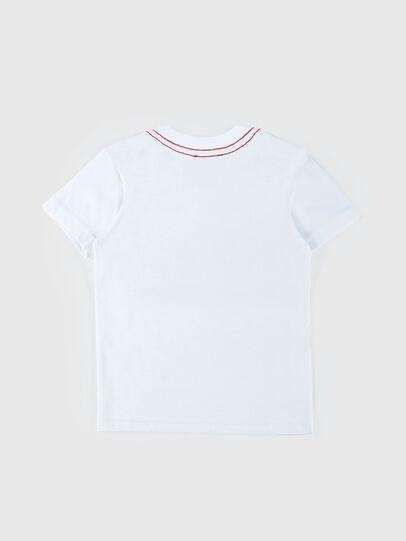 Diesel - TOQUEB MC-R, Blanco - Camisetas y Tops - Image 2