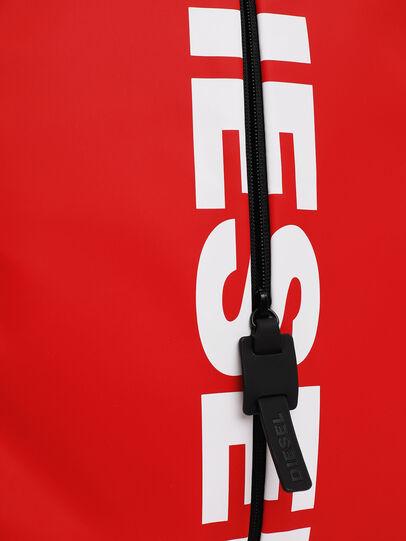 Diesel - BOLD BACK II, Rojo - Mochilas - Image 4