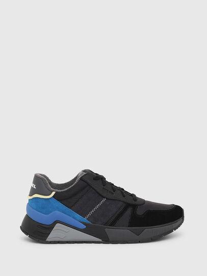 Diesel - S-BRENTHA FLOW, Negro/Azul - Sneakers - Image 1