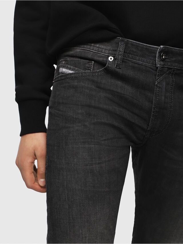 Thommer 0687J, Negro/Gris oscuro