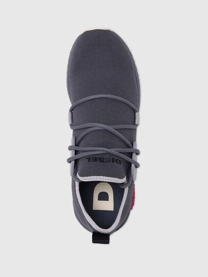 Diesel - S-KB SLE W, Gris - Sneakers - Image 5
