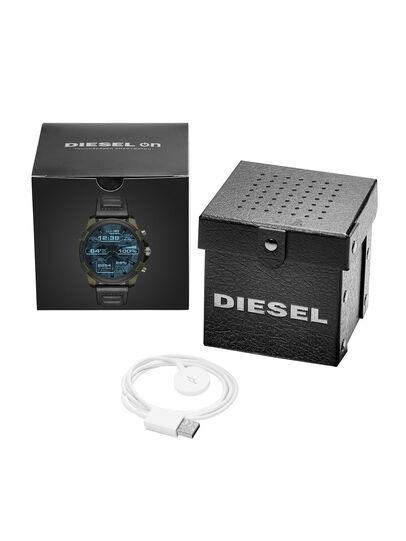 Diesel - DT2003, Verde Militar - Smartwatches - Image 5