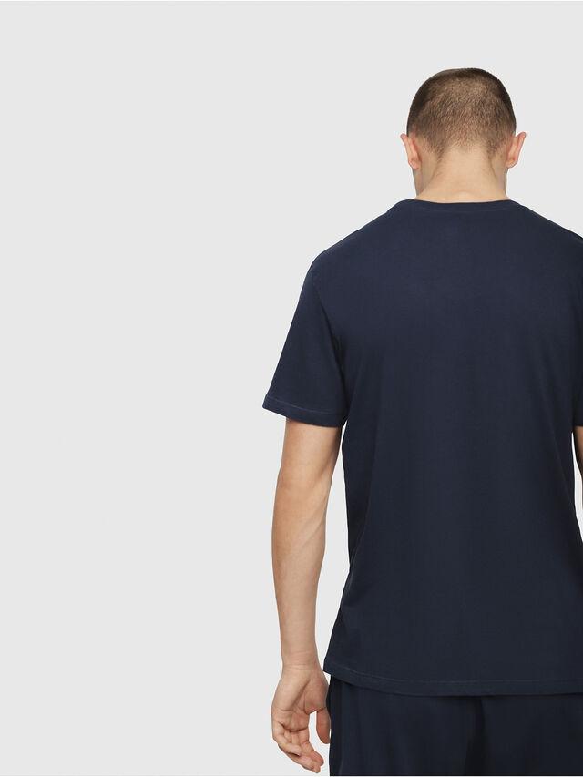 Diesel UMLT-JAKE, Azul Noche - Camisetas - Image 2