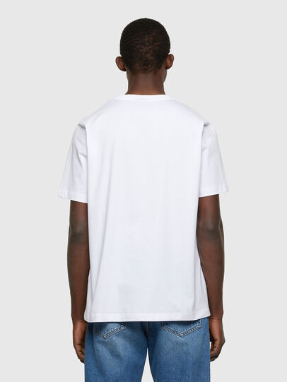 Diesel - T-JUST-A36, Blanco - Camisetas - Image 2