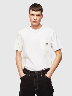 T-RISEN, Blanco - Camisetas