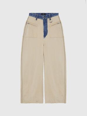P-ACAY-DT, Beige - Pantalones