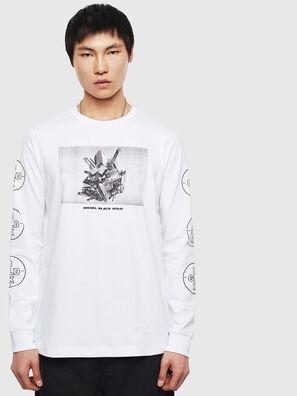 T-GRANITE, Blanco - Camisetas