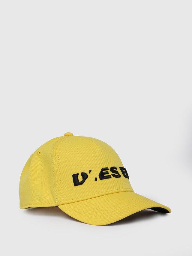 Diesel - CIDIES, Amarillo - Gorros, sombreros y guantes - Image 1