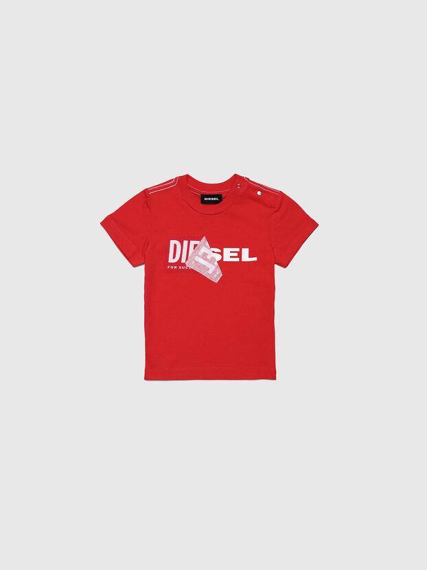 TOQUEB MC, Rojo - Camisetas y Tops