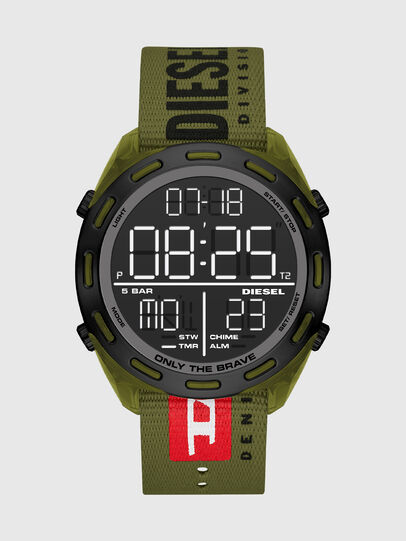 Diesel - DZ1939, Verde Militar - Relojes - Image 1