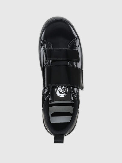 Diesel - S-CLEVER LOW STRAP W, Negro - Sneakers - Image 6