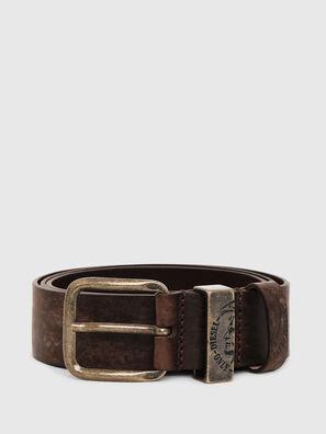 B-FRAG, Piel Marrón - Cinturones