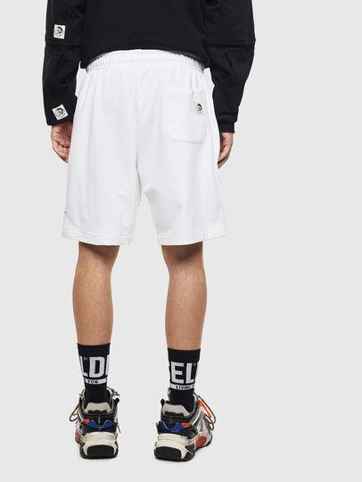 Diesel - P-BOXIER, Blanco - Shorts - Image 2