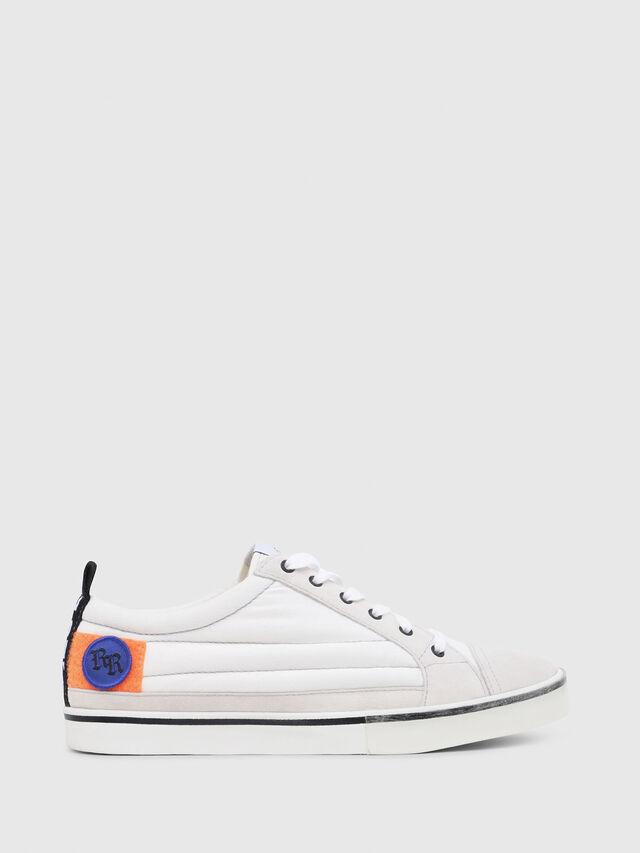 Diesel - D-VELOWS LOW PATCH, Blanco - Sneakers - Image 1