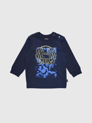 TRAVEB, Azul Oscuro - Camisetas y Tops