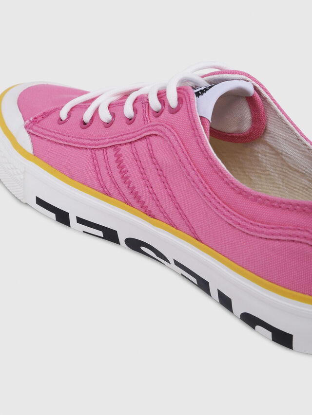 Diesel - S-ASTICO LC LOGO W, Rosa - Sneakers - Image 5