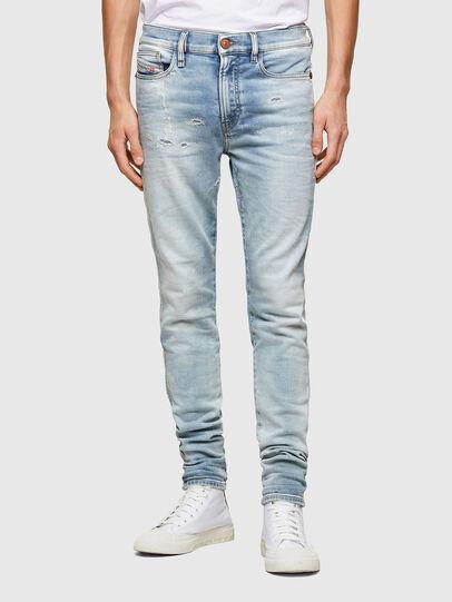 Diesel - D-Reeft JoggJeans® 069UC, Azul Claro - Vaqueros - Image 1
