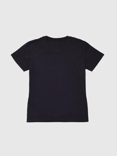 Diesel - TFOIL, Negro - Camisetas y Tops - Image 2
