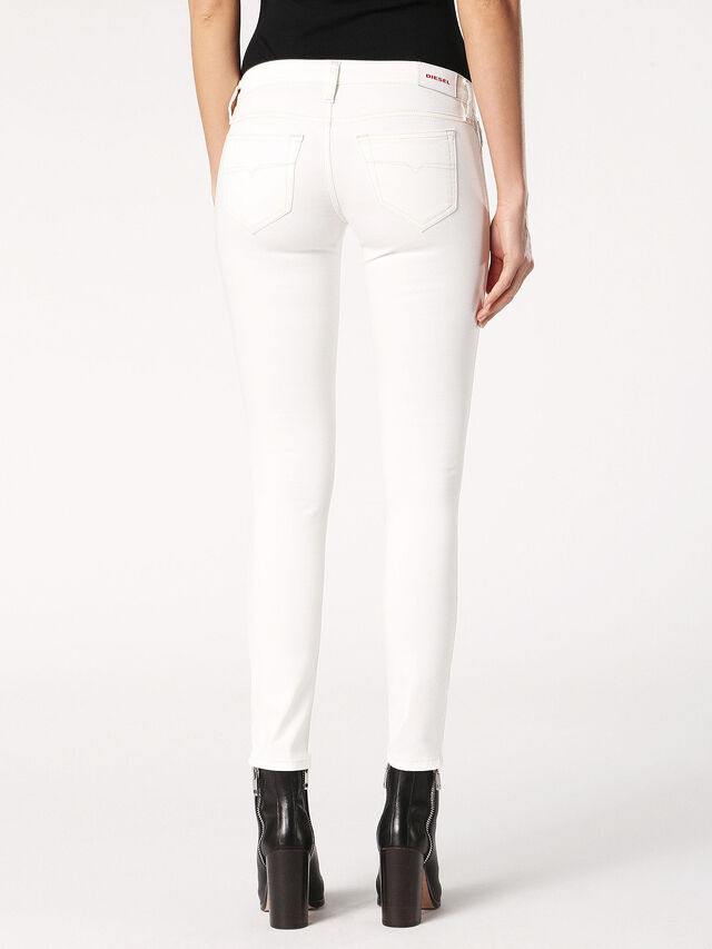 SKINZEE-LOW-S 0699H, Blanco