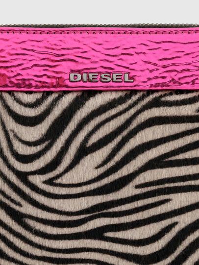 Diesel - LUSI S, Negro/Rosa - Joyas y Accesorios - Image 4