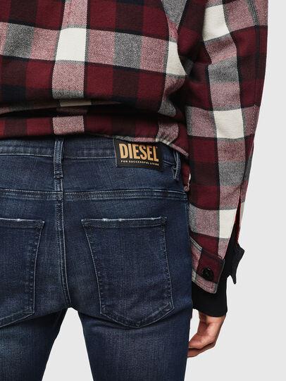 Diesel - D-Istort 0870C, Azul Oscuro - Vaqueros - Image 4