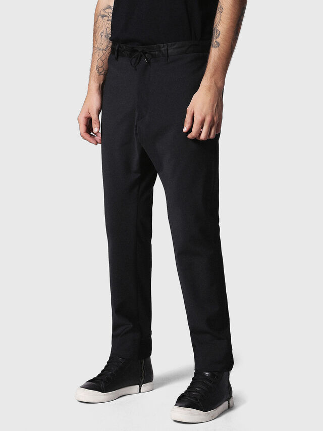 Diesel - P-HONNYER, Negro - Pantalones - Image 1