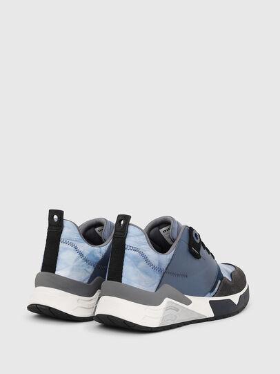 Diesel - S-BRENTHA LC, Azul - Sneakers - Image 3