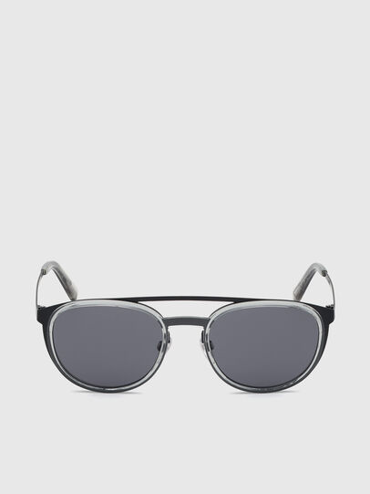 Diesel - DL0293, Negro/Gris - Gafas de sol - Image 1