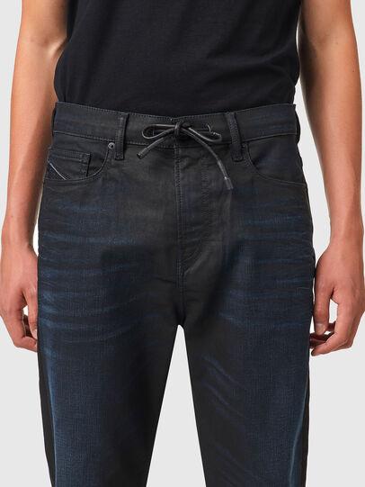 Diesel - D-VIDER JoggJeans® 069XN, Negro/Gris oscuro - Vaqueros - Image 3