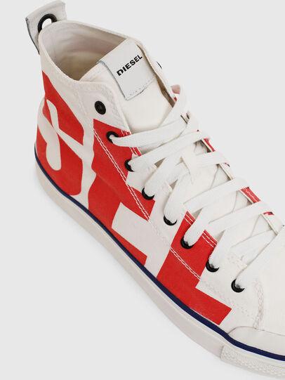 Diesel - S-ASTICO MC, Blanco/Rojo - Sneakers - Image 4