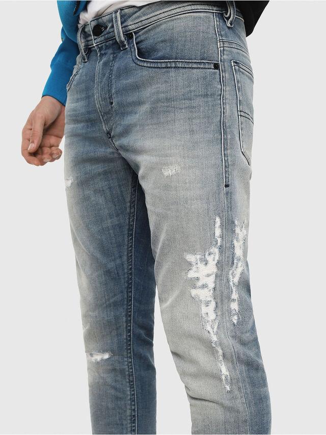 Diesel - Thommer JoggJeans 8880T, Azul medio - Vaqueros - Image 3