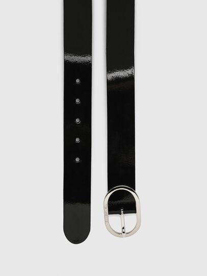 Diesel - B-ELLY, Negro - Cinturones - Image 3