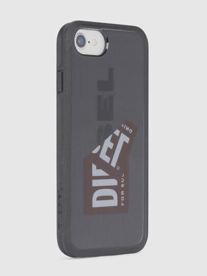 Diesel - STICKER IPHONE 8/7/6S/6 CASE, Negro - Fundas - Image 3