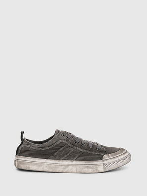 S-ASTICO LOW LACE, Gris oscuro - Sneakers